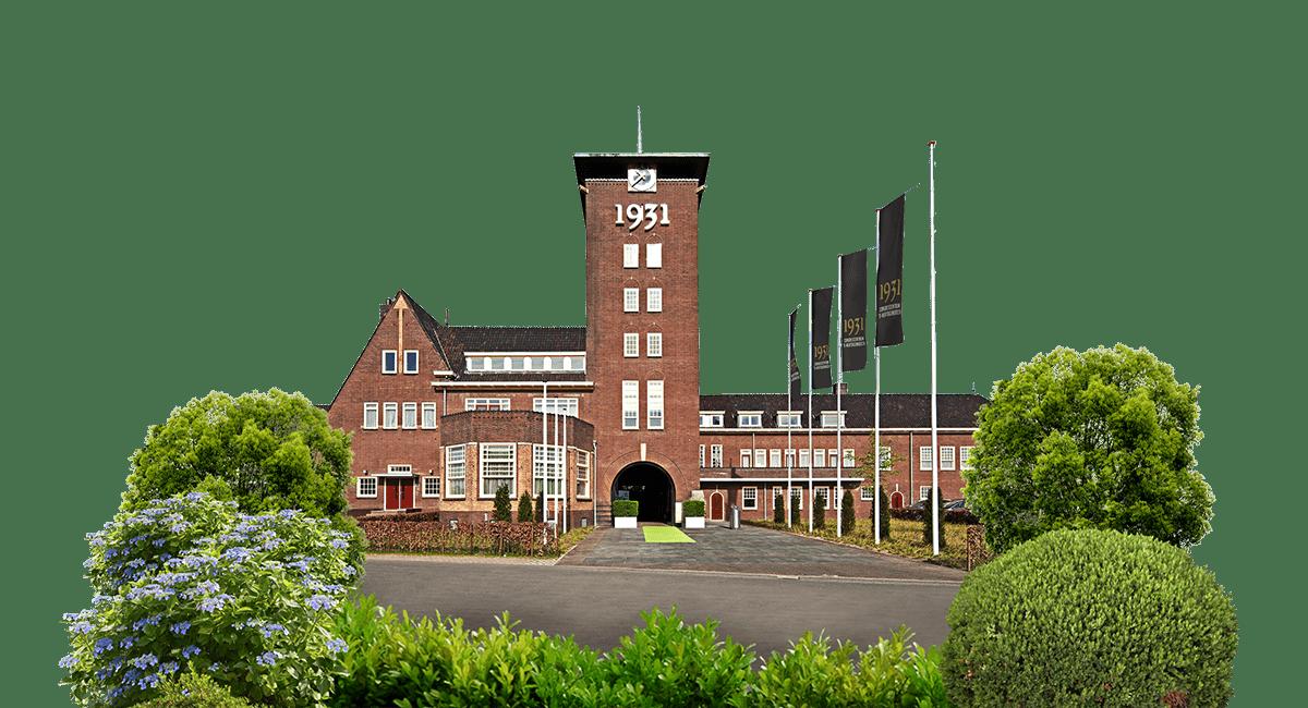 1931 Congrescentrum 's-Hertogenbosch
